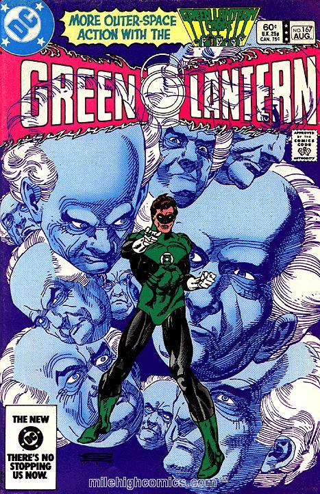 Green Lantern #167