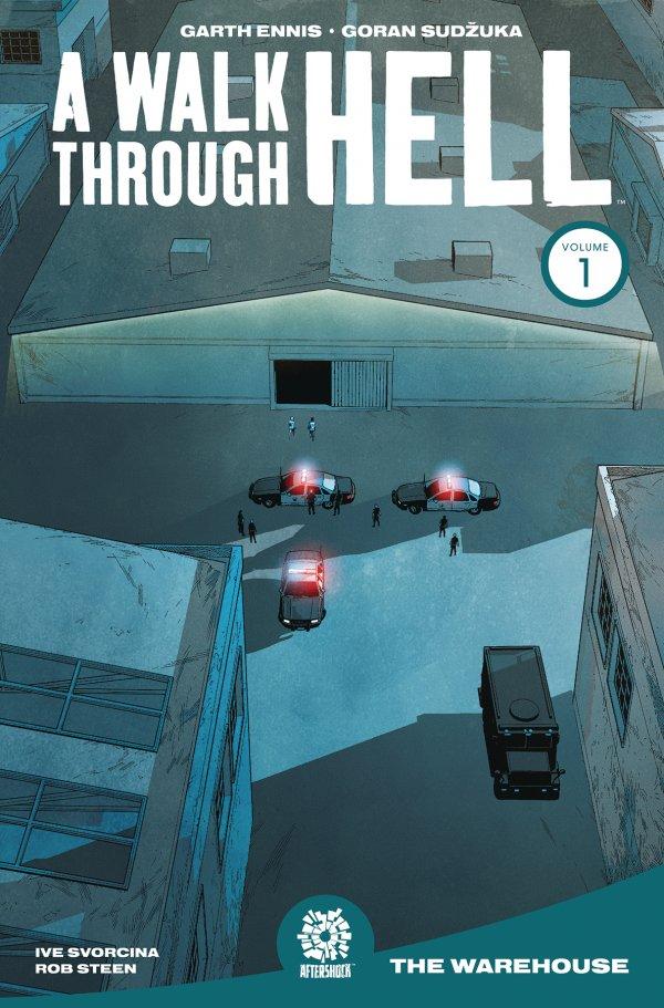 A Walk Through Hell Vol. 1 TP