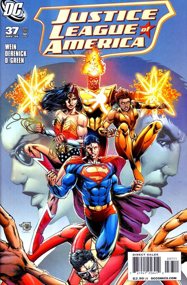 Justice League of America #37