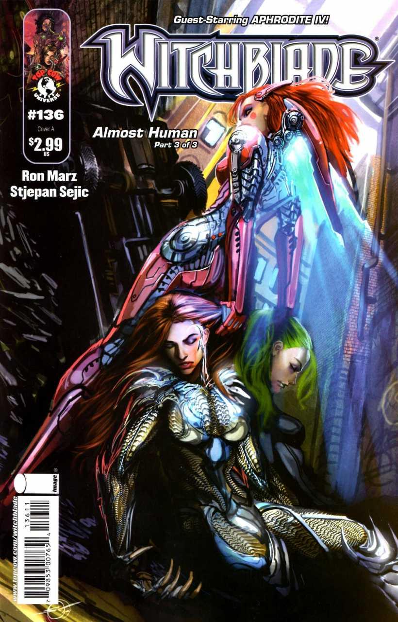 Witchblade #136