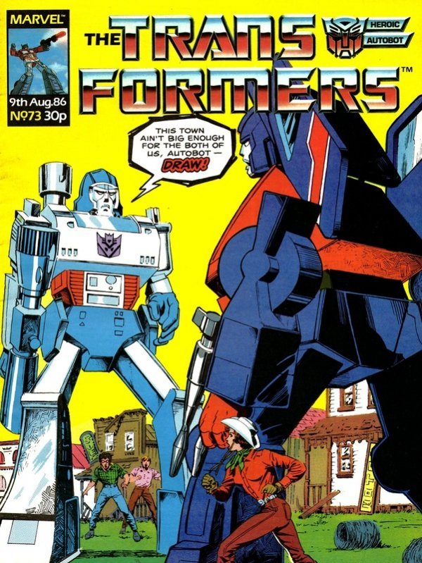 The Transformers #73