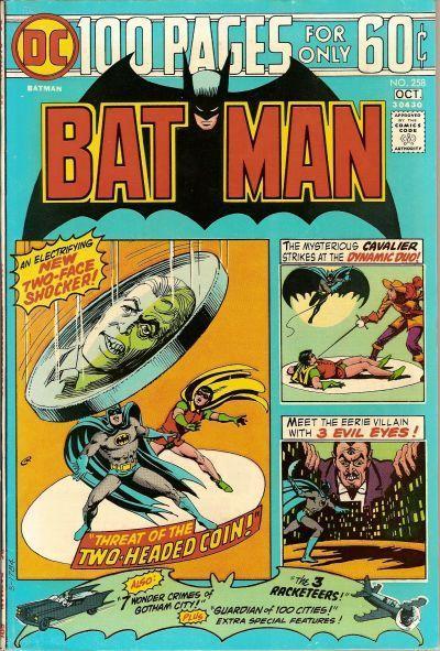 Batman #258