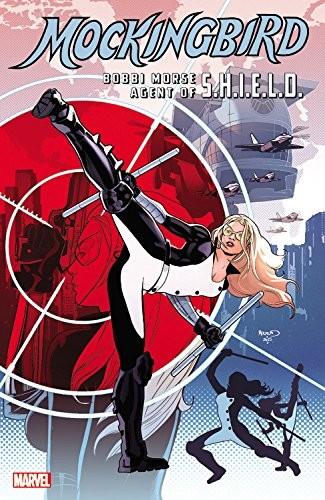 Mockingbird Classic: Bobbi Morse Agent of Shield TP