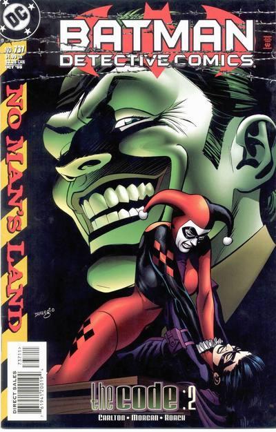 Detective Comics #737
