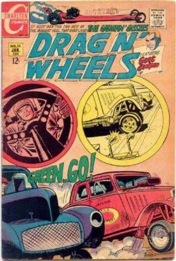 Drag N' Wheels #32