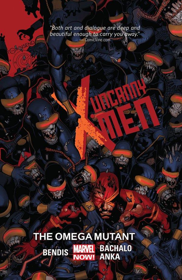 Uncanny X-Men Premiere Vol. 5: Omega Mutant HC