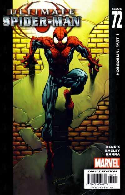 Ultimate Spider-Man #72