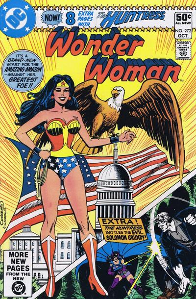 Wonder Woman #272