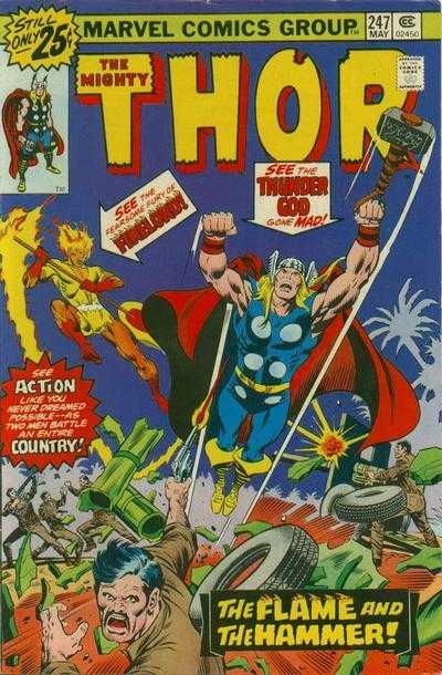 The Mighty Thor #247
