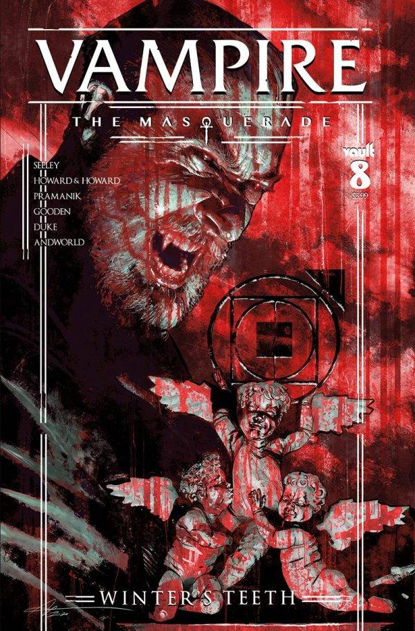 Vampire: The Masquerade #8