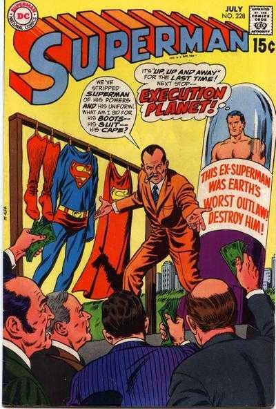 Superman #228