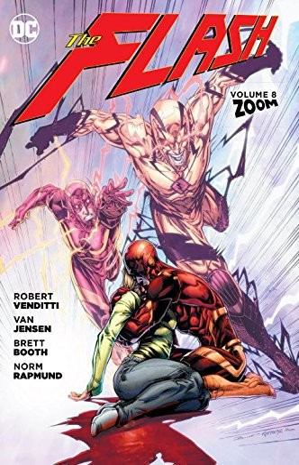 The Flash Vol. 8: Zoom HC