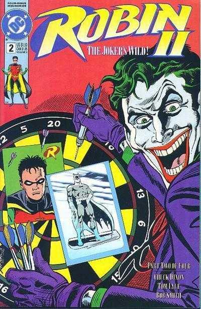 Robin II: The Joker's Wild! #2