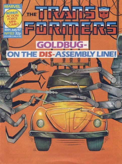The Transformers #122