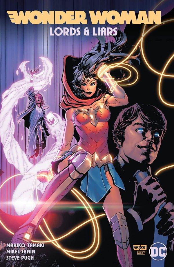 Wonder Woman: Lords & Liars TP