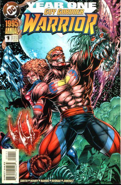 Guy Gardner: Warrior Annual #1