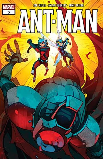 Ant-Man #5: Digital-First Edition