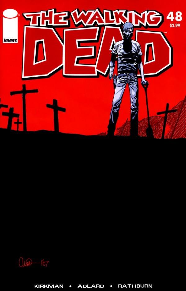 The Walking Dead #48