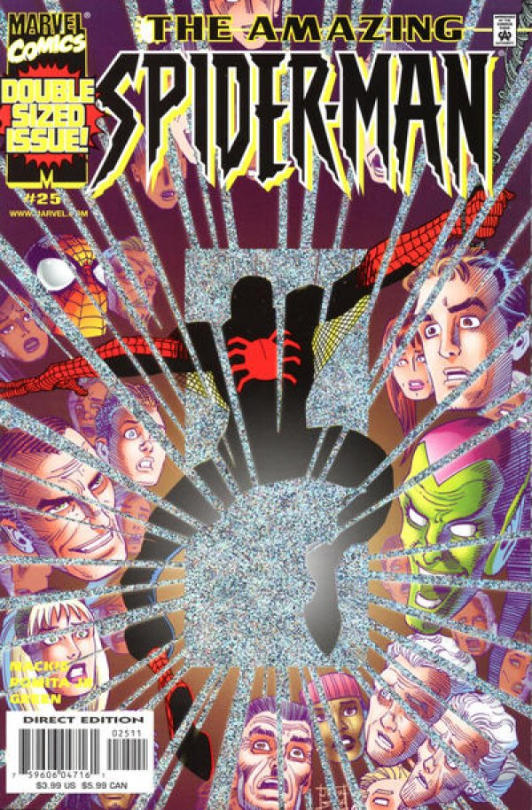 The Amazing Spider-Man #25