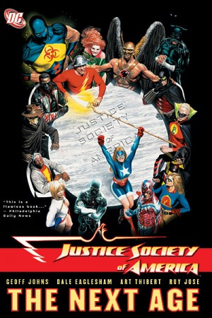 Justice Society of America Vol. 1: The Next Age HC