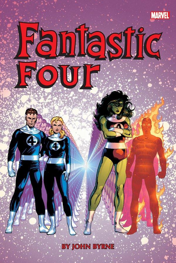 Fantastic Four By John Byrne Omnibus Vol. 2 HC