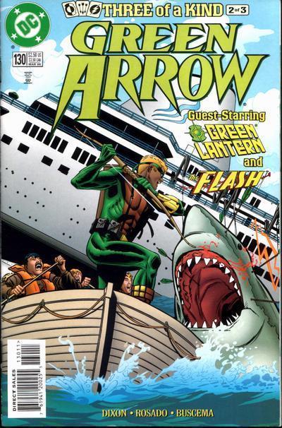 Green Arrow #130