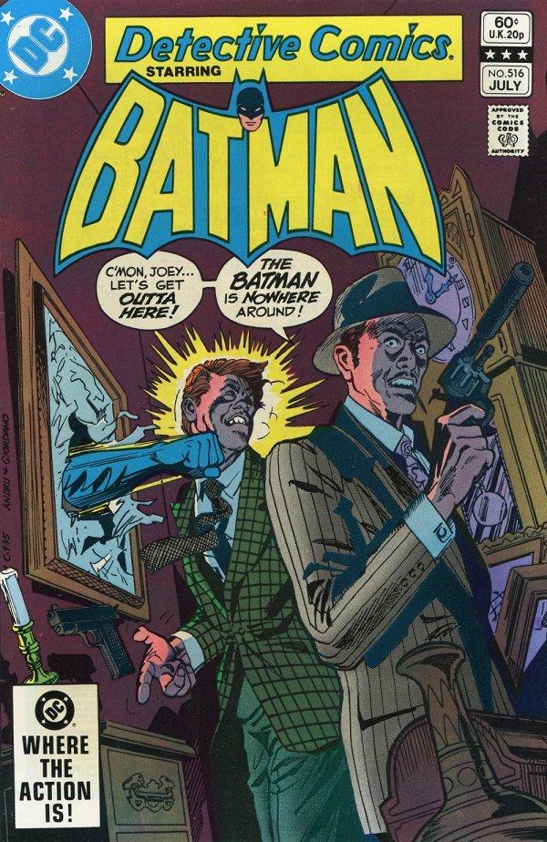 Detective Comics #516