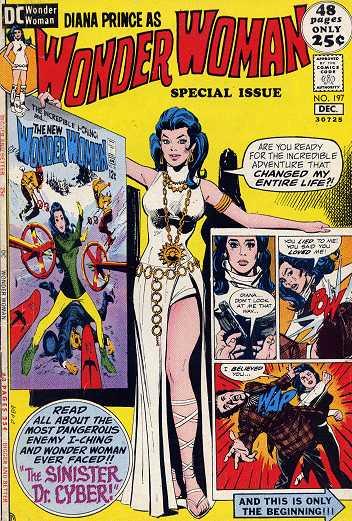 Wonder Woman #197