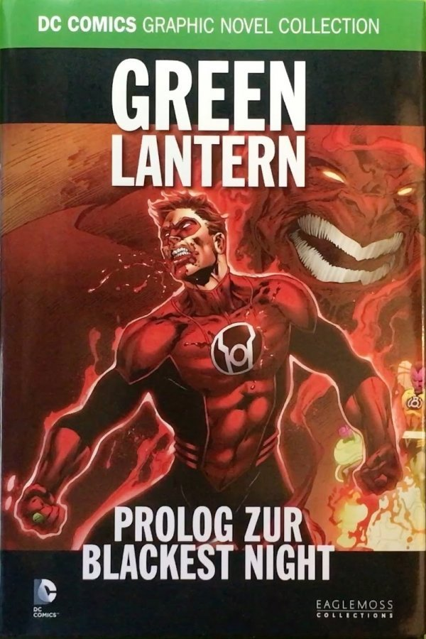 DC Comics Graphic Novel Collection Upsell 02 Green Lantern: Prelude to Blackest Night