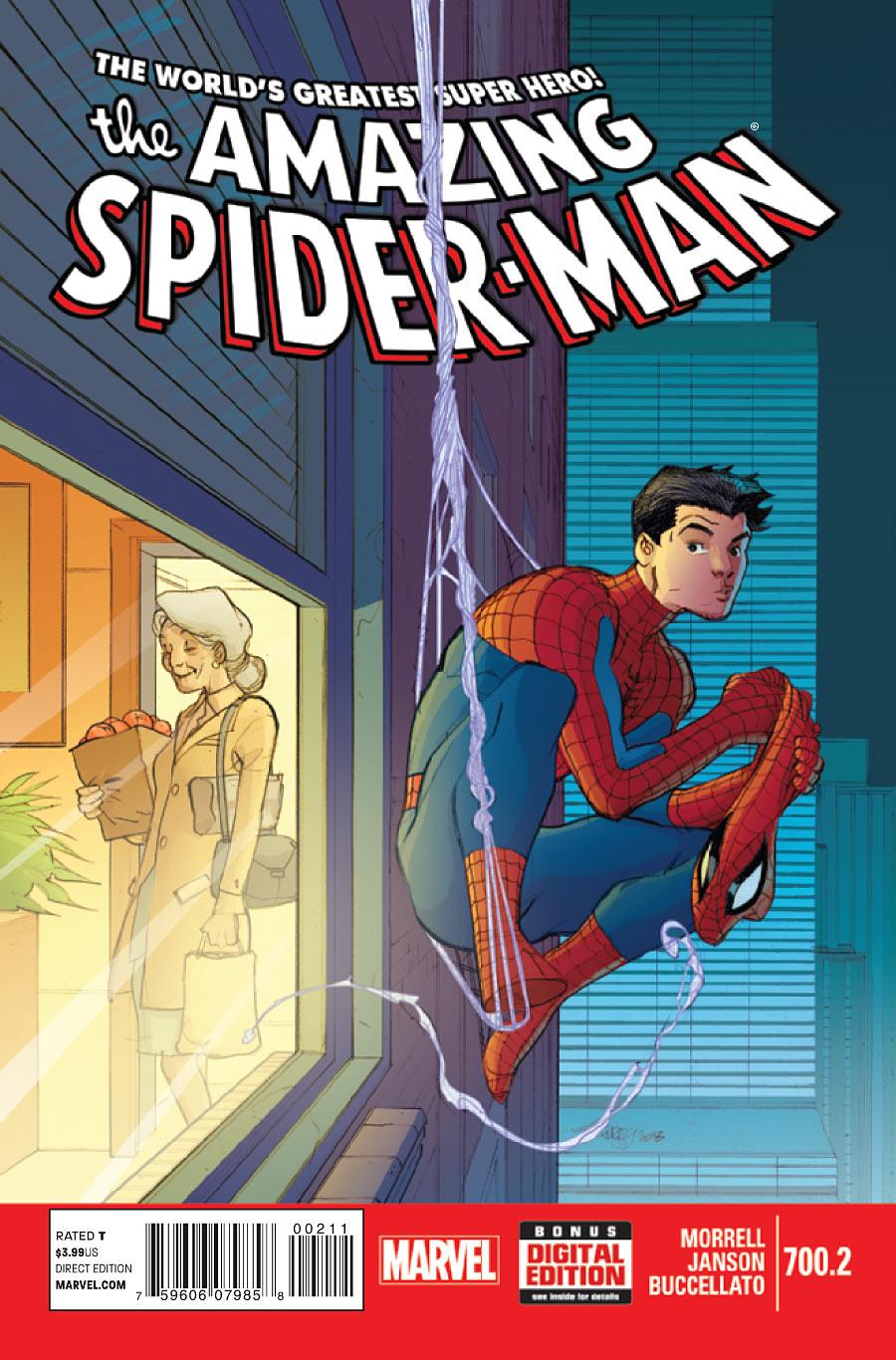 The Amazing Spider-Man #700.2