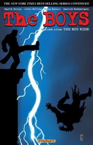 The Boys Vol. 9: Big Ride TP