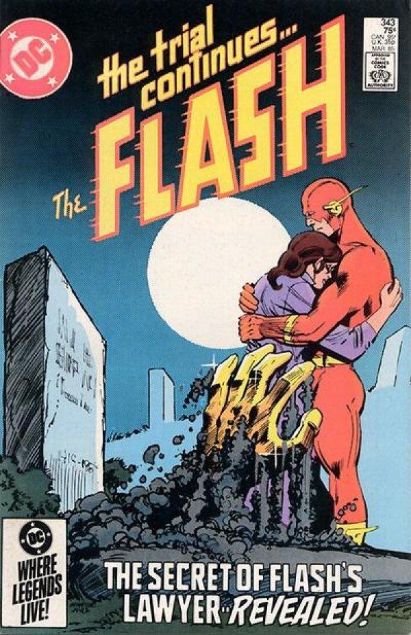 The Flash #343