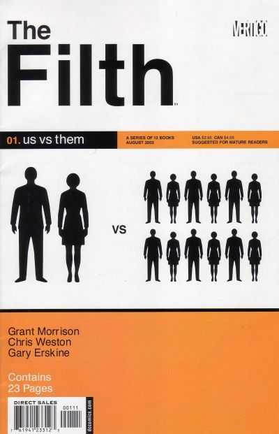 The Filth #1