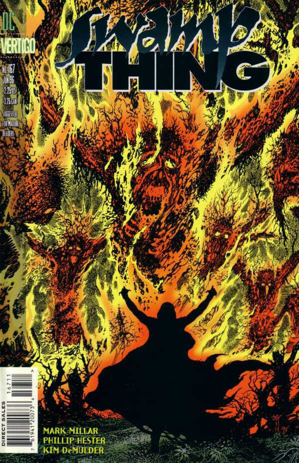 The Saga of the Swamp Thing #167