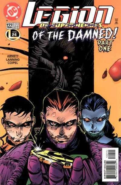 Legion of Super-Heroes #122