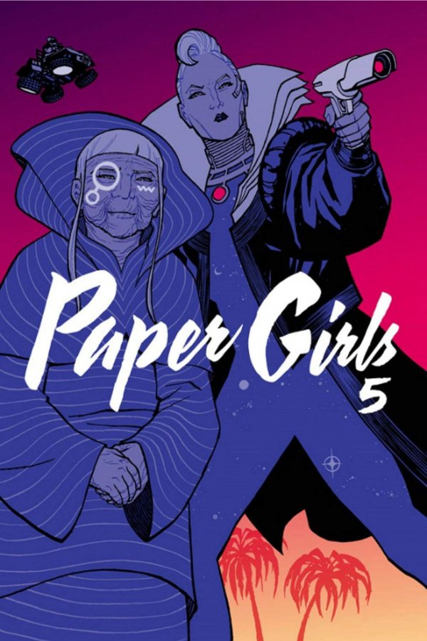 Paper Girls Vol. 5 TP