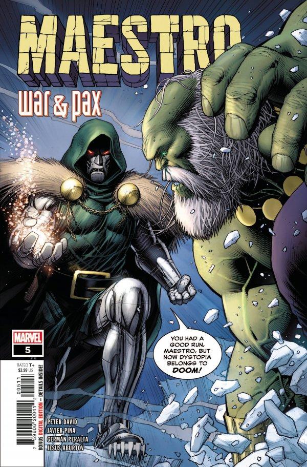 Maestro: War and Pax #5