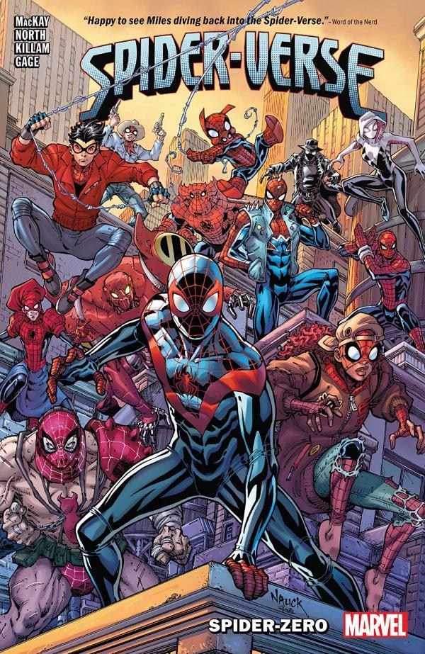 Spider-Verse: Spider-Zero TP