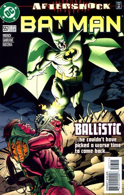 Batman #557