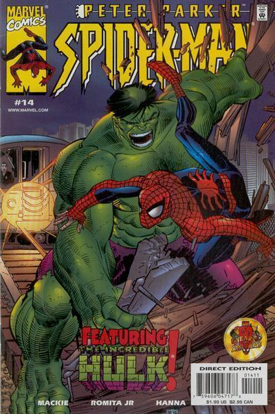 Peter Parker: Spider-Man #14