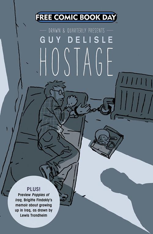 Hostage FCBD review