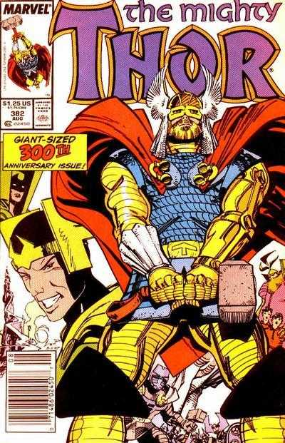 The Mighty Thor #382