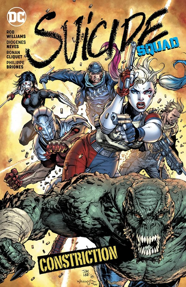 Suicide Squad Vol. 8: Constriction TP