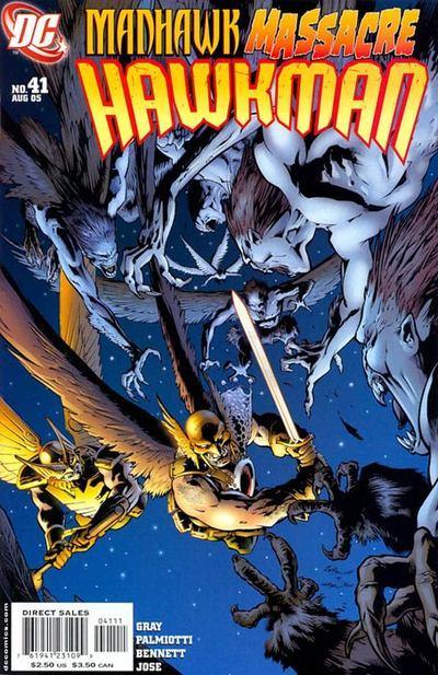 Hawkman #41
