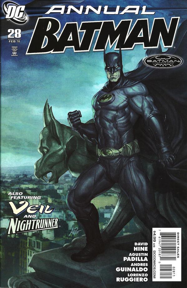 Batman Annual #28