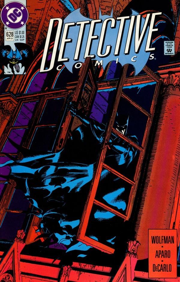 Detective Comics #628