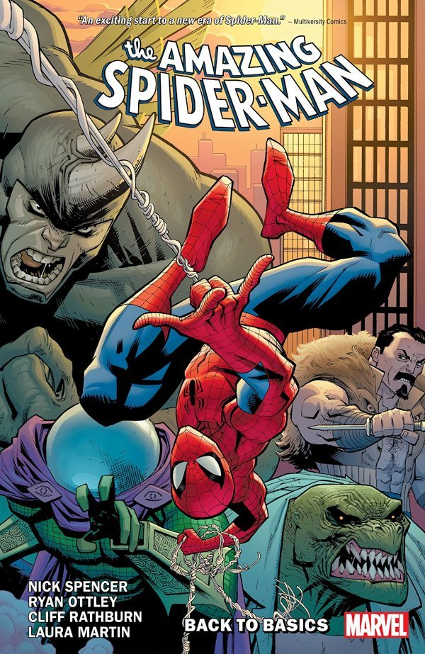 The Amazing Spider-Man by Nick Spencer Vol. 1: Back To Basics TP