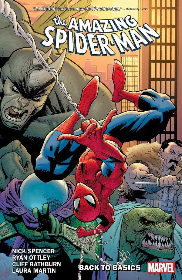 The Amazing Spider-Man Vol. 1: Back To Basics TP