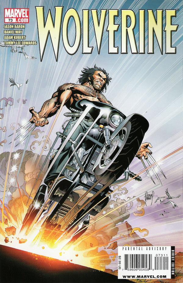 Wolverine #73