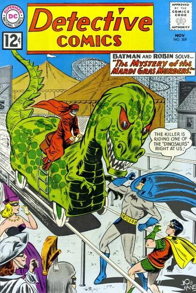 Detective Comics #309